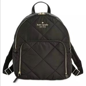 Kate Spade Watson Lane Hartley Quilted Backpack